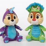 CUTE. OVERLOAD. These New Donald and Chip 'n Dale Plushes in Disney World Are Dino-Mite!