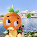 Lines Are Already LOOOONG For the Orange Bird Sipper at Epcot's 2020 Flower and Garden Festival!