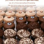 Celebrate the International Day of Friendship with a Sweet Offer from Sprinkles!