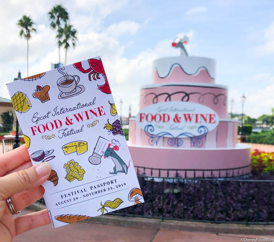 Feast Your Eyes On The New 2019 Epcot Food And Wine Festival