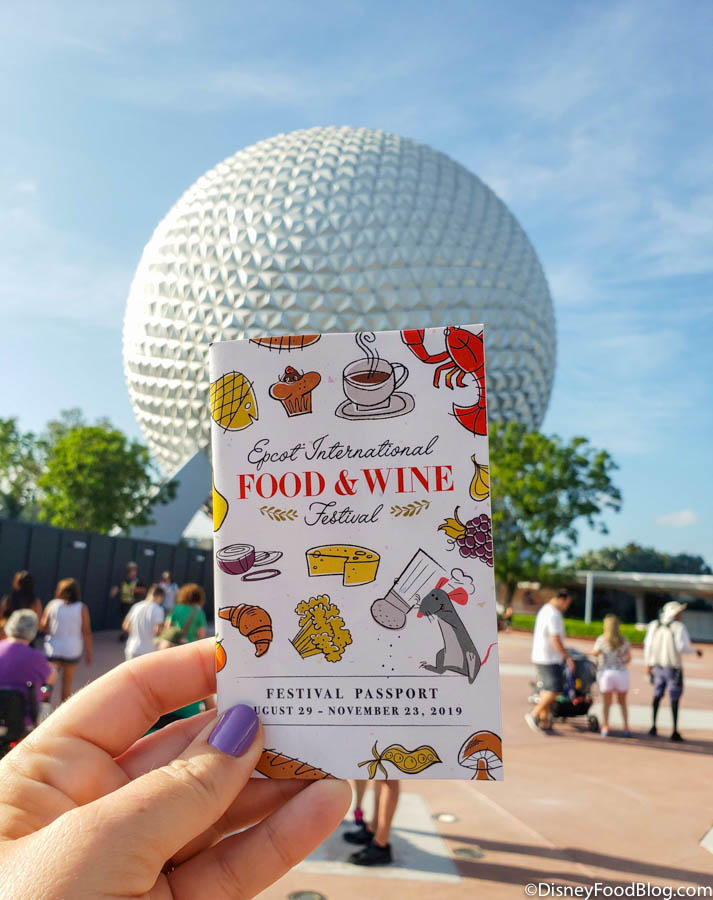 We Know Two of The Performers to Expect at Epcot's 2020 Eat to the