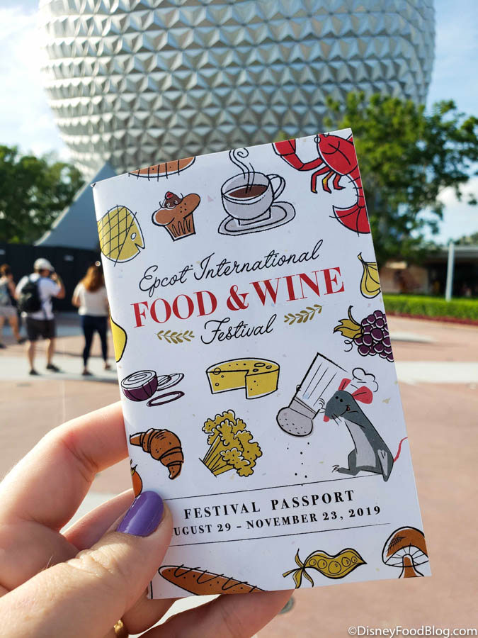 Best Of The Fest Here S What To Get At The 2019 Epcot Food
