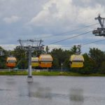 Disney World Skyliner System Construction Update: Signs, Gondola Testing, and More!
