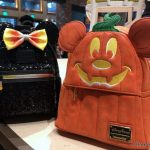 A Duo of Halloween Loungefly Backpacks Has Arrived in Disney World!