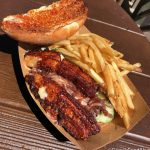 Review and Pics: You NEED to Try the Caretaker Sandwich in Disneyland!