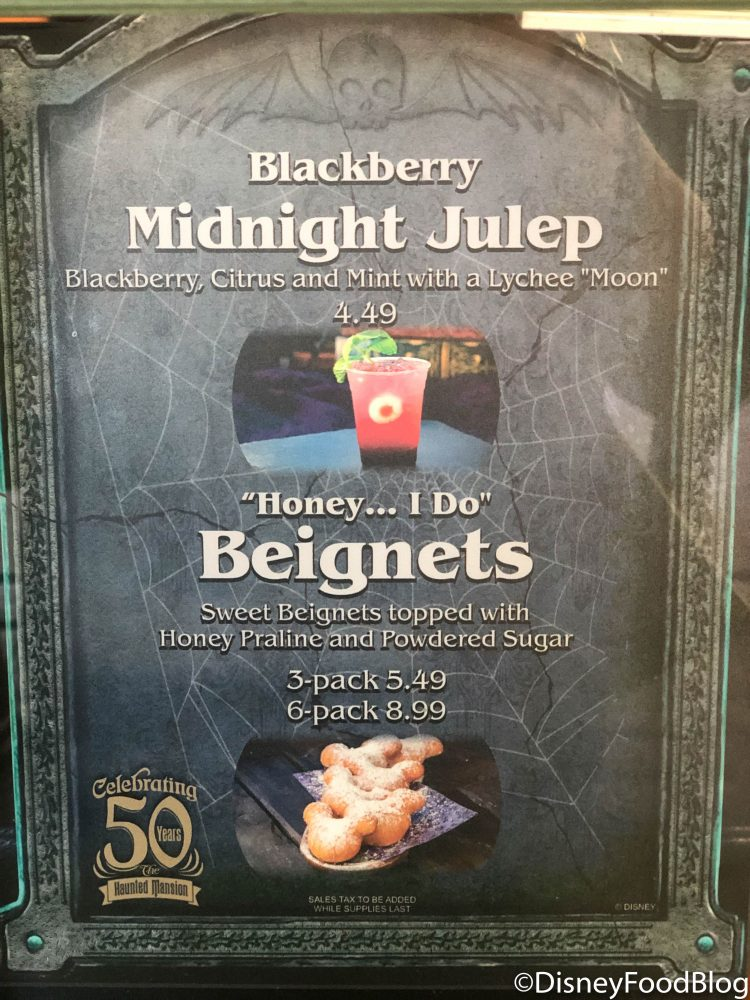 """Review! """"Honey… I Do"""" Beignets Materialize for The Haunted"""