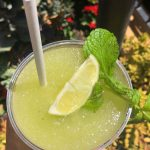 Photos and Review! Honeydew Agua Fresca in Disneyland