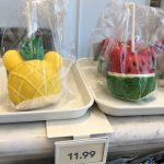 Fruity and FUN Mickey Caramel Apples Arrive in Downtown Disney!