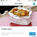 Hot Dog News! Firefly Hot Dog and Chips Are Now Available in Disneyland!