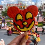 We Can't Tell: Is This Disney World Halloween Rice Krispie Treat Cute or Creepy??