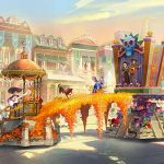 Disneyland has Revealed MORE Floats and Costumes for the Upcoming Magic Happens Parade!