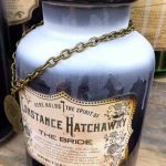 Disney's Haunted Mansion Inspired Host-A-Ghost Jars Materialize Online Just in Time for Halloween!