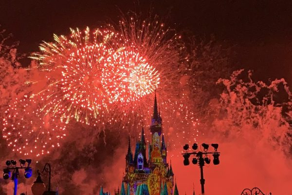 FIRST LOOK! NEW Fireworks, NEW Parade Additions, and MORE at Mickey's Not-So-Scary Halloween Party!