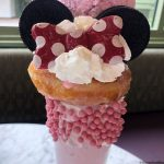 Review!! You've Gotta See the INSANE Minnie Milk Shake in Magic Kingdom