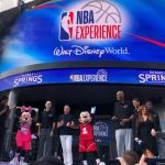 The NBA Might Require Further Restrictions at Disney World In Order to Resume Their Season