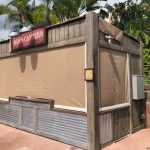 NEWS! Walls Come Down to Reveal New Oasis Canteen Kiosk in Disney's Hollywood Studios
