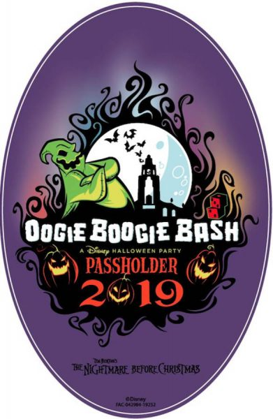 Oogie Boogie Bash A Disney Halloween Party Annual