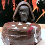 Star Wars Treat: Go to the Dark Side with this Red Velvet Kylo Ren Cake at Yacht & Beach Club!