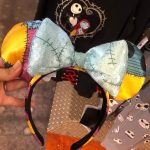 "NEW! ""The Nightmare Before Christmas"" Ears Arrive in Disney World!"
