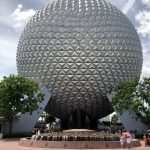 What's New at Epcot: Space 220 Construction and the WEIRDEST Thing You Can Do To Your Face!