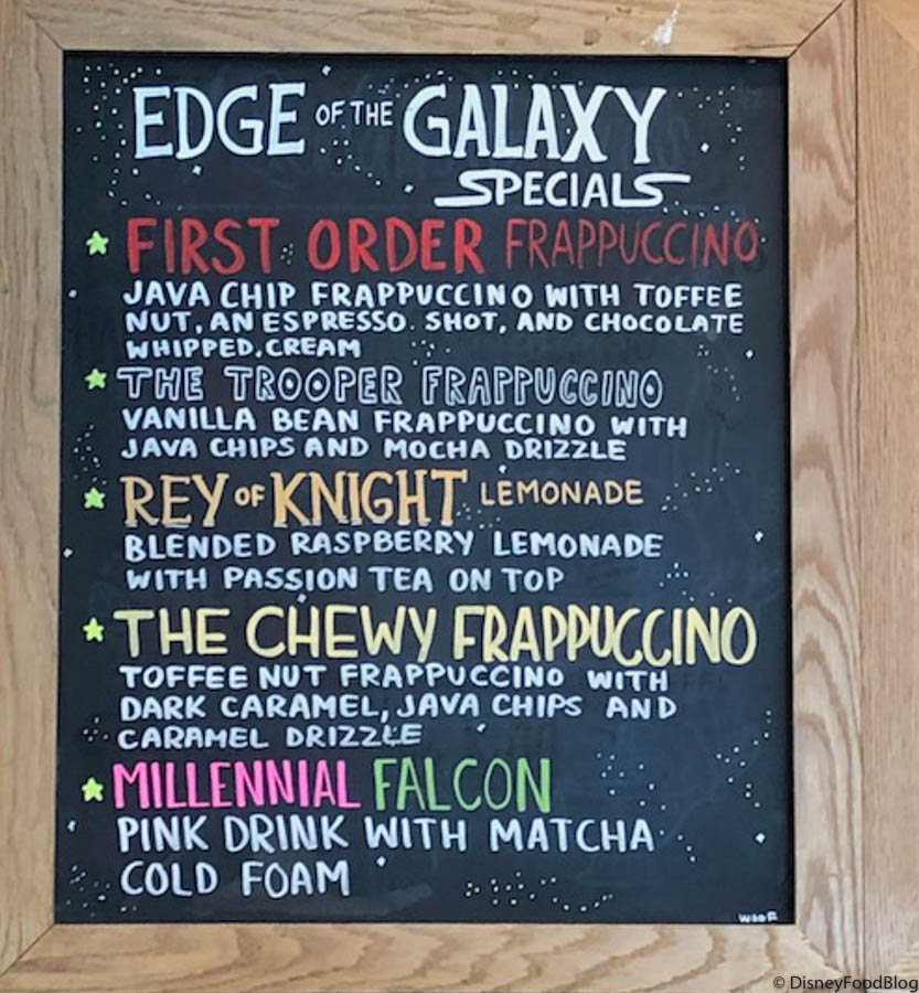 New 'Star Wars' Treats Coming to Disney World for a Limited Time