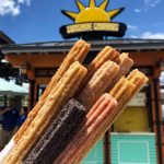 First Look and Review! Sunshine Churros in Disney Springs!