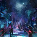 News! Additional Concept Art Released for Disneyland Resort's Oogie Boogie Bash