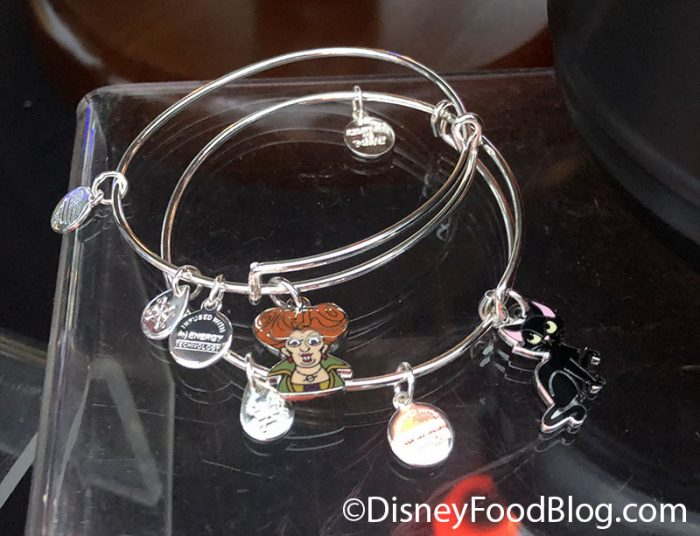 Alex And Ani Disney 2019 Hocus Pocus Bracelet Mickey's Not So Scary Halloween!