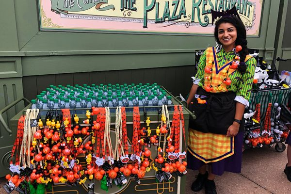 ALL THE MERCH From Mickey's Not So Scary Halloween Party!