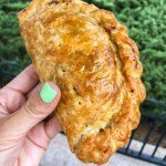Review! NEW Cornish Pasty in Epcot's World Showcase!