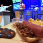 Review and Food Photos: Score Game Day Eats at the Tailgate Tasting at the Epcot Food and Wine Festival