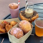 FULL REVIEW — The Donut Box Booth Is Now OPEN at the 2019 Epcot Food and Wine Festival!