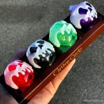 NEWS! Get Spooky with the Poison Apple Glow Cube SET (Including a BLACK Cube!!) from Disneyland Resort