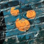 Photos! Disney Springs Unveils a Snazzy New Mural Featuring Orange Bird