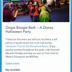 What's This? The Oogie Boogie Bash Is SOLD OUT in Disney California Adventure!