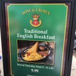 Munch On Beans, Bacon, And MORE With The Traditional English Breakfast in Disney World!