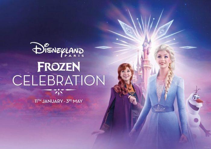 Disneyland Paris Frozen