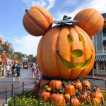 WE'RE LIVE at Halloween Time in Disneyland Resort!!