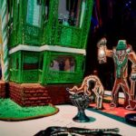 You've GOT to See the Haunted Mansion's Gingerbread House in Disneyland!