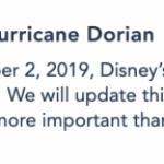 NEWS! Disney's Hilton Head Resort CLOSES for Hurricane Dorian