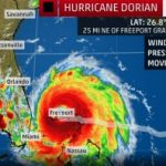 BREAKING NEWS (Again): Orlando International Airport to CLOSE on September 3rd As Hurricane Dorian Nears the Florida Coast