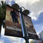SPOTTED: The Mandalorian MagicBand Jets into Disney World in Style!