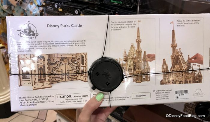 What S New In Magic Kingdom Pandora Charms Construction