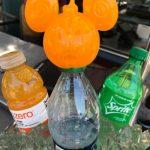 ADORABLE Pumpkin Mickey Bottle-Topper Spotted at Disneyland Resort!!