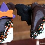 Review! Mickey and Minnie Ice Cream Bars are Halloween-Ready in Disney California Adventure!