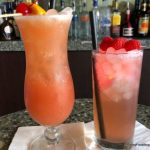 Review and Drink Photos: New Featured Cocktails at Old Key West's Gurgling Suitcase!