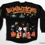 New Farewell IllumiNations Spirit Jersey Coming to Epcot!