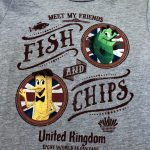 Tally Ho! RUN to Epcot For This Cuter-Than-You'd-Ever-Expect (Trust Us) New Food-Themed MERCH!