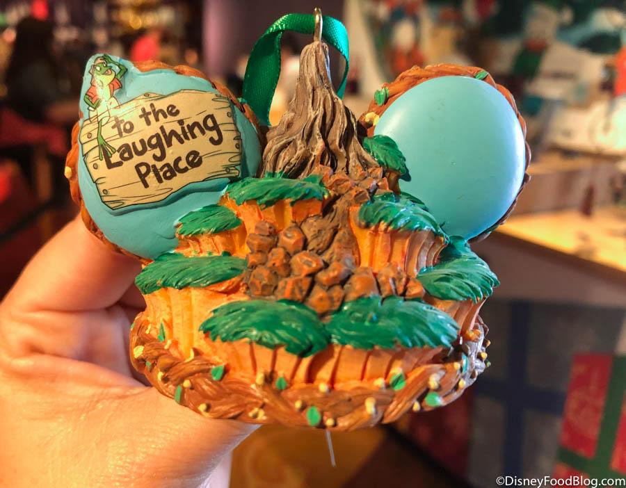 Disney Splash Mountain Ear Hat Ornament NEW
