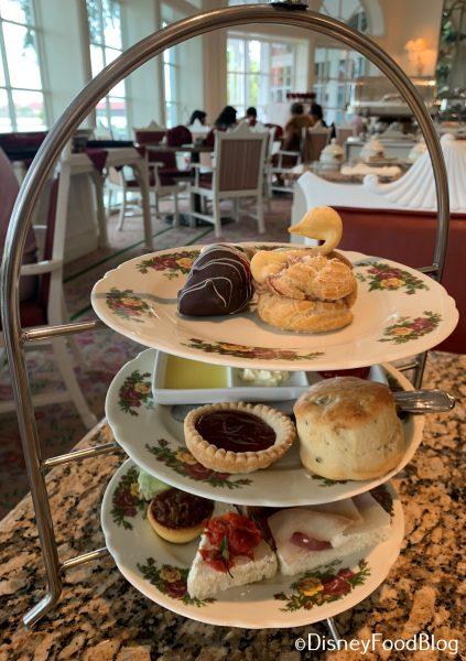 Popular Demand Review Afternoon Tea At Disney World S Grand Floridian Resort The Disney Food Blog